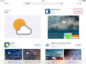 Installer une application iOS pour iPad ou iPhone