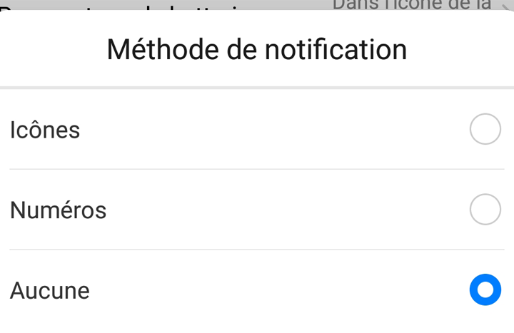 Comment désactiver les notifications Android ?