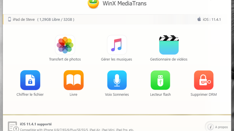 Comment sauvegarder un iPhone ou un Ipad sous iOS avec une alternative à iTunes ?