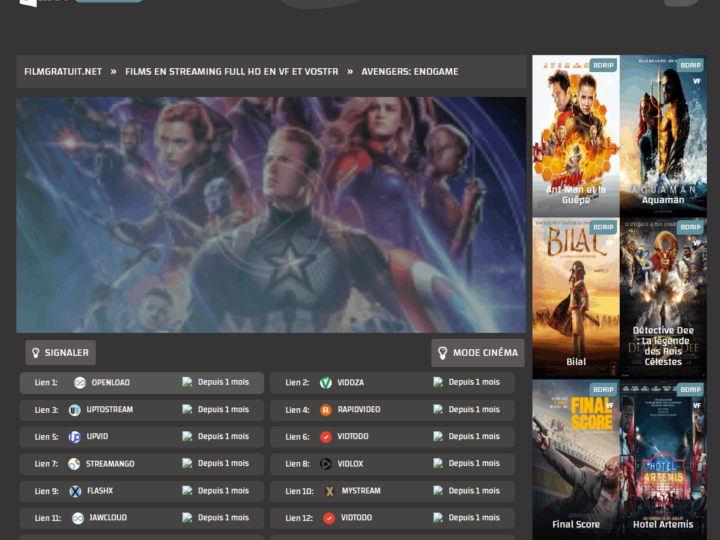 Comment regarder un film en streaming sans pub ?