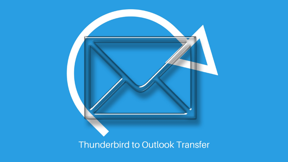 Migrer de Thunderbird à Outlook